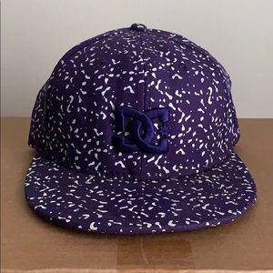 DC New Era fitted baseball cap. Sz. 7 1/4